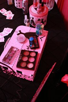 """Barbie Inspired / Birthday """"That BARBIE girl has everything!"""""""