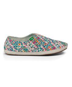 Take+a+look+at+the+Blue+Runaround+Kaleidoscope+Sidewalk+Surfers+Slip-On+Shoe+-+Women+on+#zulily+today!
