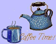 GIFS : GIFS TAZAS DE CAFÉ