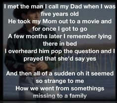 father day song my dad lyrics
