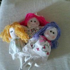 Liliş bebekler @handmade #elişi #elemegi #göznuru