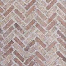 Brick Tile Floor, Brick Look Tile, Herringbone Tile Floors, Brick Paneling, Brick Pavers, Brick Flooring, Kitchen Flooring, Brick Floor Kitchen, Faux Brick Wall Panels