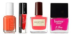 THE WIFE Guide: Non Toxic Nail Polish