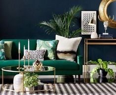 44 Elegant Green Living Room Design Ideas 44 Elegant Green Living Room Design Ideas – Decorating a living room shouldn't be too extravagant and expensive. If you are in a tight budget, you can always do it yourself instead of hiring an … Glam Living Room, Living Room Green, Elegant Living Room, Cozy Living Rooms, Living Room Sofa, Living Room Furniture, Art Deco Living Room, Rustic Furniture, Budget Living Rooms