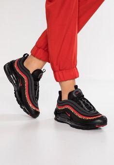 9b2c2e776293d Nike Sportswear AIR MAX 97 AP - Trainers - black red - Zalando.co
