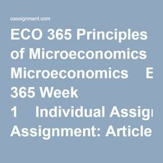 individual assignment week 1 Free essay: pedro reyes – fin/370 week 1 individual assignment resource: financial management: principles and applications define the following terms and.
