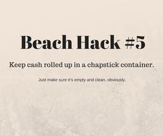 9a4e9b150a3 The Best Beach Hacks for Your Florida Vacation