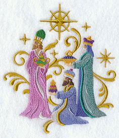 Machine Embroidery Designs at Embroidery Library! - Color Change - G7617