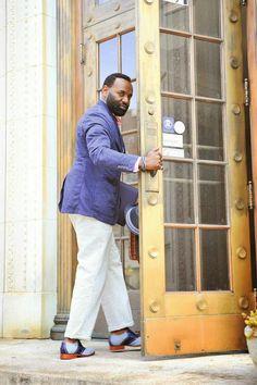 Rashon Carraway's Men Of Style Brunch