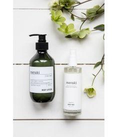 Deense lifestyle en skincare merk Meraki. - deco Fleur De Lies