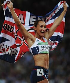 Can you name all seven events in the Olympic heptathlon?