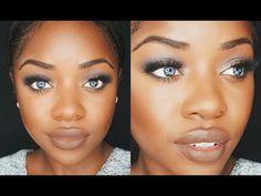 Makeup Tutorial | Winter Cool Tones - YouTube