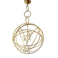 Astrolabe chandelier 13124