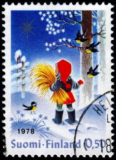 Stamps showing Great Tit Parus major, with distribution map showing range Christmas Art, Vintage Christmas, Parus Major, Commemorative Stamps, Great Tit, Postage Stamp Art, Vintage Artwork, Small Art, Stamp Collecting