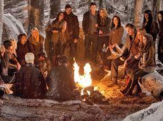 The Twilight Saga character poster