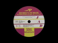 2002 - 5373251 - The Complete Bob Marley & Wailers 1970 To 1972 Part 5 - Soul Adventurer  (2 LPs)