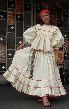 Los Trajes Tipicos De Mexico   CHIHUAHUA/ TRAJE DE TARAHUMARA...