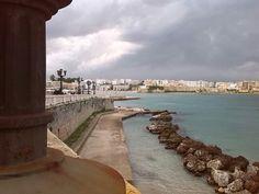 Otranto in winter (Lecce, Salento)