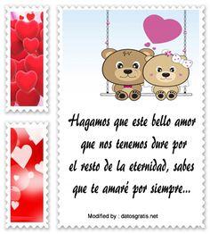 frases románticas para mi novia,mensajes de amor para mi novia: http://www.datosgratis.net/textos-cortos-de-amor-para-enviar-por-celular/