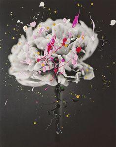 NANNA HANNINEN Plant X, 2011 c-print, diasec, mounted on mdf / oak edition 3 + 1 ap / edition 5 + 1 ap 160 x 126 cm / 92 x cm 63 x inch / x inch x ft / 3 x ft Painting Collage, Painting & Drawing, Art Friend, Love Photography, Art Music, Pretty Flowers, Art Blog, Home Art, Artsy