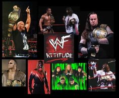 wwf wrestling | My 1-2-3 Cents: The Attitude Era: A Perfect Storm