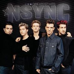 *NSYNC Greatest Hits album >>> I have this on my iPod and listen to it all the time >>> I know they have been apart for like 10 years and I don't care they are still together in my heart and I'm still a fan and always will be <3