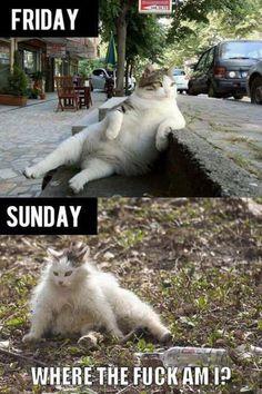 Zwaar weekend