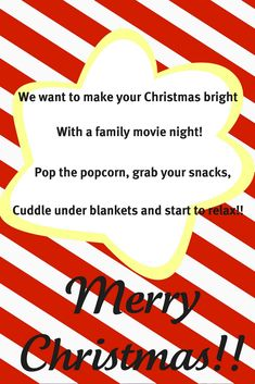 Movie Night Gift Basket Idea- With Printable