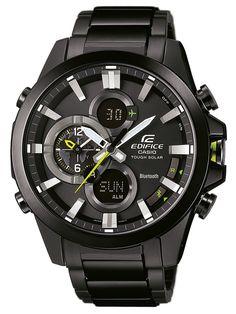 Casio ECB-500DC-1AER Edifice Bluetooth Mens Watch