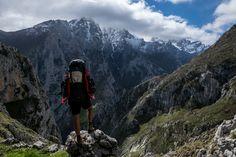 Reishonger - Picos de Europa, de Pieken van Europa, is een paradijs voor de avontuurlijke mens. De steile bergwanden zijn een uitdaging voor bergbeklimmers!