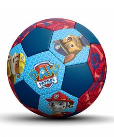 Look what I found on #zulily! PAW Patrol Soccer Ball #zulilyfinds