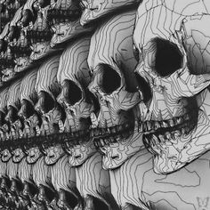 The perfect Skull Trippy Loop Animated GIF for your conversation. Discover and Share the best GIFs on Tenor. Scary Gif, Creepy Horror, Gifs, Gif Animé, Animated Gif, Badass Skulls, Trippy Gif, Skull Wallpaper, Arte Horror