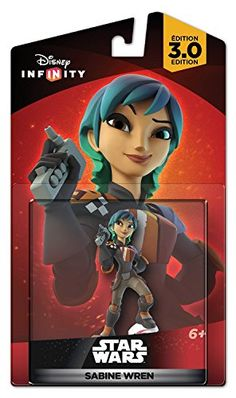 Disney Infinity 30 Edition Star Wars Rebels Sabine Wren Figure ** Find out more about the great product at the image link.Note:It is affiliate link to Amazon.