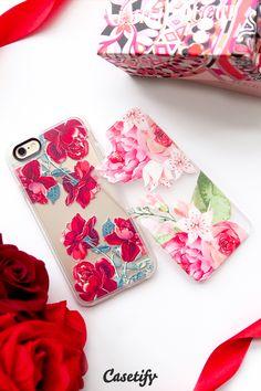 Click through to shop these iPhone 6 phone case designs >>> https://www.casetify.com/artworks/bdcsk1sNEZ #phonecase #floral #floralprint #protective | @casetify