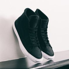 Fancy - Converse Jack Purcell JP2 Nappa Leather Black
