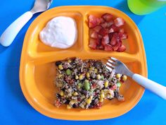 Need to get dinner on the table fast? These 16 simple meals for and f… Need to get dinner on the table fast? These 16 simple meals for and family are nutritious and kid-approved! Get the meal ideas here. Healthy Toddler Meals, Healthy Meals For One, Healthy Foods To Eat, Kids Meals, Easy Meals, Simple Meals, Toddler Food, Toddler Nutrition, Baby Food Recipes