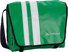 Vaude Bert S Apple Green (innen: Grau) - Umhängetasche
