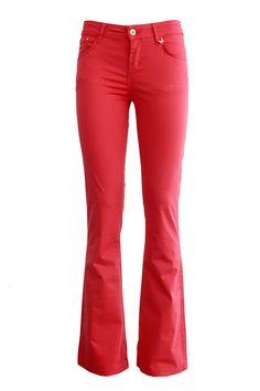Pantalone 5 tashe zampa   Giorgia & Johns