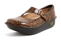 Alegria Dayna African Leopard - Alegria Shoe Shop Exclusive.  On Sale for $24.99!