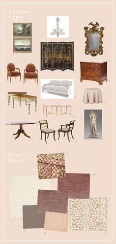 Color palette pink, salmon, blush, mood board , sophisticated color palette  LK FAVORITE, Velvet, blush fabric
