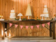 Weddings in Woodinville The Loft dessert table | The Sweetside | Perfectly Posh Events | Alante Photography
