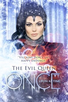 "Once Upon A Time S4 Lana Parrilla as ""Regina Mills/Evil Queen"""