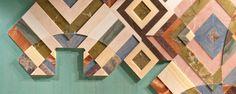 Patricia Urquiola: Floor & Wall Inlay, Earthquake 5.9  - Budri - Italian Marble Inlay