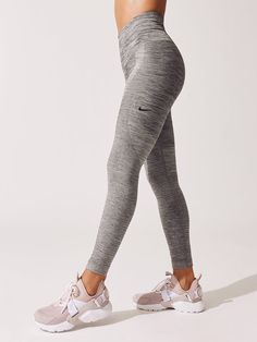NIKE Nike Power Sculpt Training Tight Black/Htr/Black LEGGINGS