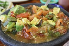 Salsa Special from Abel's Mexican Restaurant in Oklahoma City