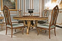 A table Prestige by Medea S. Стол Prestige от Medea S. Mega Furniture, Living Room Furniture, Modern Furniture, Home Furniture, Furniture Design, Luxury Italian Furniture, Luxury Furniture Brands, Dining Room Sets, Dining Room Chairs