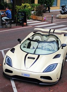 Visit The MACHINE Shop Café... ❤ The Best of Koenigsegg... ❤ (Koenigsegg Agera Supercar)