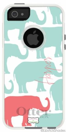 Oooh, elephant Otterbox! I'd get this....except for the fact that I don't have a phone! #teenagerprobs
