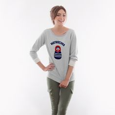 Sweater Matriochka - FrenchDisorder - expédition 24h