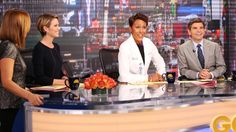 """ABC News' """"Good Morning America"""" presents """"40 for 40"""", a 40-hour continuous broadcast to celebrate """"GMA's"""" 40th anniversary."""